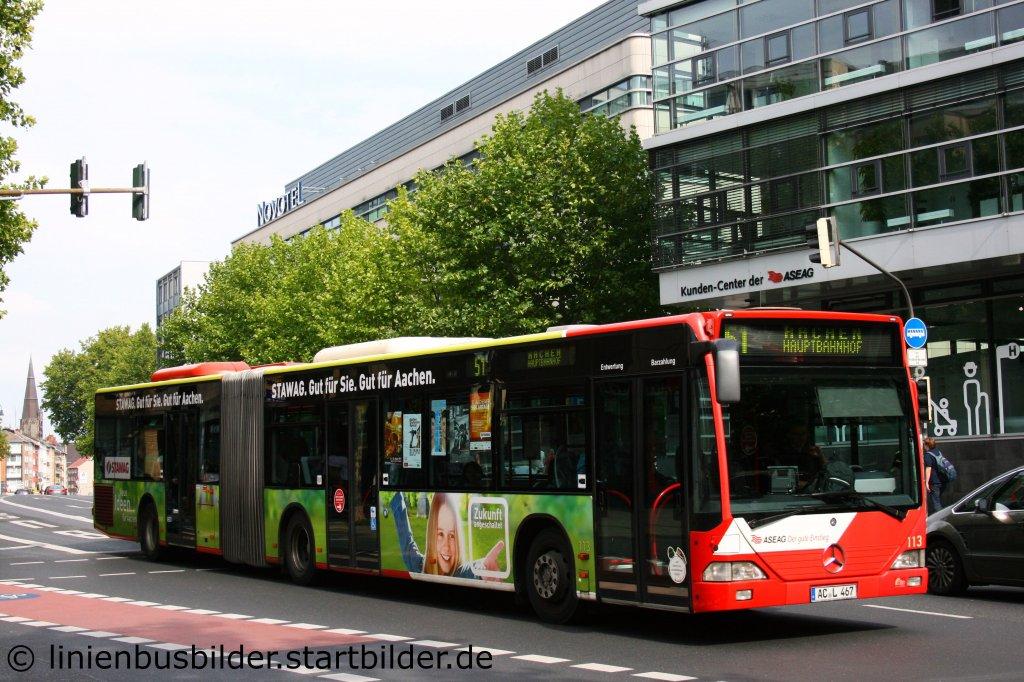 Linie 51 Aachen