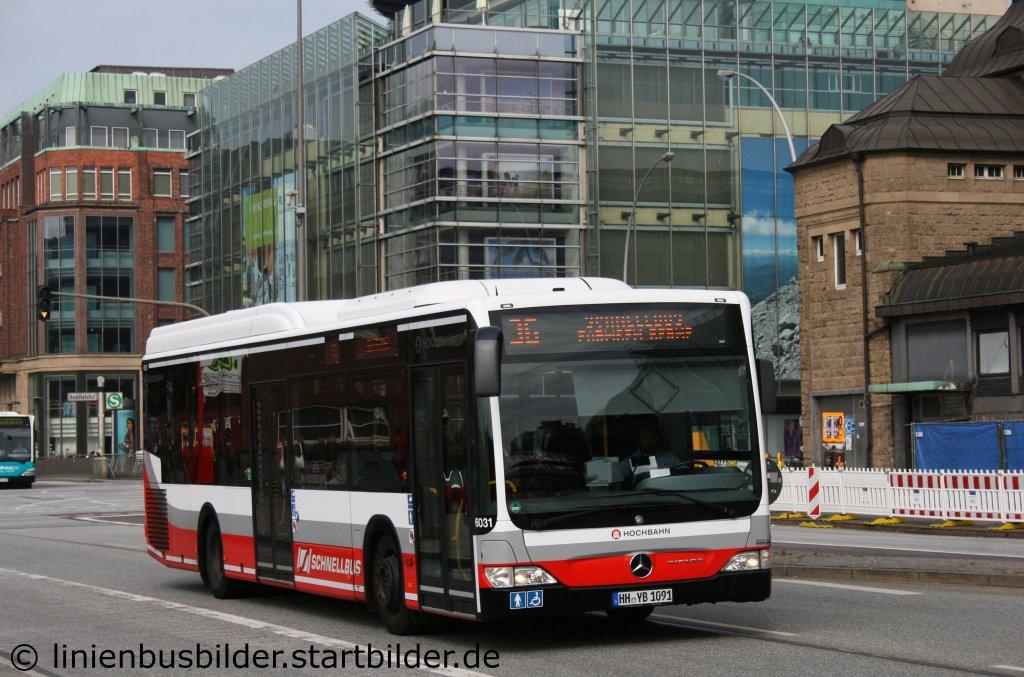 Hochbahn 6031 aufgenommen am hbf hamburg 21 for Benz hamburg