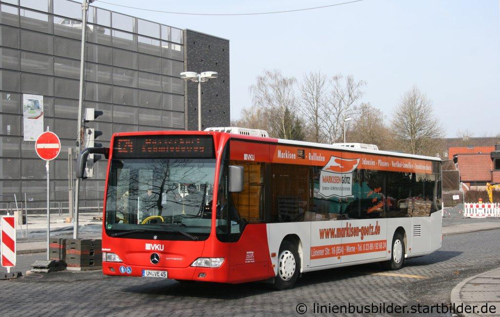 Vku Un Vk 365 Der Bus Wirbt F R Dreambox Aufgenommen