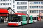 MAN Niederflurbus 2. Generation/150020/sw-bonn-0308aufgenommen-am-hbf-bonn SW Bonn 0308. Aufgenommen am HBF Bonn, 2.4.2011