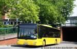 MAN Niederflurbus 3. Generation/164900/vehar-mh-v-7400aufgenommen-am-hbf Vehar (MH V 7400). Aufgenommen am HBF Mülheim/Ruhr.
