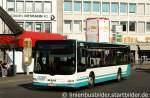 MAN Niederflurbus 3. Generation/174193/rsvg-2646aufgenommen-am-hbf-bonn-1102011 RSVG 2646. Aufgenommen am HBF Bonn, 1.10.2011.