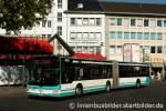 MAN Niederflurbus 3. Generation/174199/rsvg-2595-mit-dem-sb55-nach RSVG 2595 mit dem SB55 nach Lulsdorf. Aufgenommen am HBF Bonn, 1.10.2011.