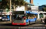 Mercedes-Benz O 405/174813/swb-9907-mit-der-linie-611 SWB 9907 mit der Linie 611 nach Lessenich. Aufgenommen am HBF Bonn, 1.10.2011.