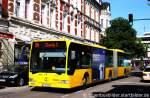 mercedes-benz-o-530-i-citaro/162953/evag-4524-mit-tb-fuer-niveaaufgenommen EVAG 4524 mit TB für Nivea. Aufgenommen in Essen Steele am, 23.5.2011.