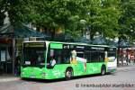 mercedes-benz-o-530-i-citaro/168012/moebus-0301der-bus-traegt-werbung-fuer Möbus 0301. Der Bus trägt Werbung für das VRR Schocko Ticket. Aufgenommen in Mönchengladbach Rheydt, 2.7.2011.