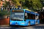 mercedes-benz-o-530-ii-citaro-facelift/142180/mvg-6136-mh-vg-6136-mit MVG 6136 (MH VG 6136) mit Werbung für HRW. Aufgenommen am HBF Mülheim/Ruhr, 13.10.2010.