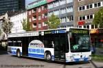 mercedes-benz-o-530-ii-citaro-facelift/151684/sander-reisen-316der-bus-macht-werbung Sander Reisen 316. Der Bus macht Werbung für das Jobcenter Hagen. Aufgenommen am Sparkassen Karree, 9.4.2011.