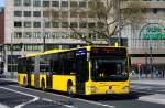 mercedes-benz-o-530-ii-citaro-facelift/151918/evag-4609aufgenommen-am-hbf-essen-942011 EVAG 4609. Aufgenommen am HBF Essen, 9.4.2011.