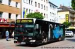 mercedes-benz-o-530-ii-citaro-facelift/151981/moebus-0805-mit-werbung-fuer-reuter Möbus 0805 mit Werbung für Reuter Badshop. Aufgenommen in Mönchengladbach Rheydt, 1.5.2011.