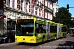 mercedes-benz-o-530-ii-citaro-facelift/162957/evag-4616-mit-werbung-fuer-emeukalaufgenommen EVAG 4616 mit Werbung für Em.Eukal. Aufgenommen in Essen Steele am, 23.5.2011.