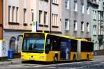 mercedes-benz-o-530-ii-citaro-facelift/164884/evag-4660-mit-tb-fuer-niveaaufgenommen EVAG 4660 mit TB für Nivea. Aufgenommen an der Haltestelle Kray Sparkasse in Essen.