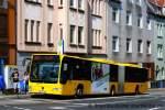 mercedes-benz-o-530-ii-citaro-facelift/164886/evag-4666-mit-tb-fuer-den EVAG 4666 mit TB für den LVR. Aufgenommen an der Haltestelle Kray Sparkasse in Essen.