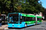 mercedes-benz-o-530-ii-citaro-facelift/168166/sw-muenster-2850aufgenommen-am-domplatz-in SW Münster 2850. Aufgenommen am Domplatz in Münster, 5.7.2011.