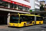 mercedes-benz-o-530-ii-citaro-facelift/169124/evag-4681der-bus-wirbt-fuer-den EVAG 4681. Der Bus wirbt für den Nachtexpress. Aufgenommen am Viehovfer Platz, 25,7,2011.