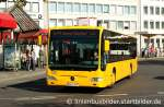 mercedes-benz-o-530-ii-citaro-facelift/174188/kolf-su-k-427-faehrt-im Kolf (SU K 427) fährt im Auftrag der RSVG. Aufgenommen am HBF Bonn, 1.10.2011.