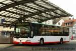mercedes-benz-o-530-ii-citaro-facelift/176525/vestischer-reisedienst-re-vr-725dieser-wagen Vestischer Reisedienst (RE VR 725). Dieser Wagen ist als Leihwagen bei der Vestischen mit der Nummer 2871. Aufgenommen am HBF Recklinghausen, 18.1.2012