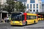Van Hool A 300/165900/tec-802aufgenommen-an-der-rue-joffre TEC 802. Aufgenommen an der Rue Joffre in Lüttich am 27.6.2011.