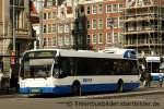 219/170860/gvb-219-mit-der-linie-48 GVB 219 mit der Linie 48 nach Sloterdijk. Aufgenommen am Bahnhof Amsterdam Central, 15.9.2011.
